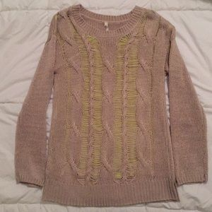Willow & Clay Spring Sweater